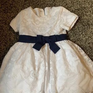 Carters white Dress